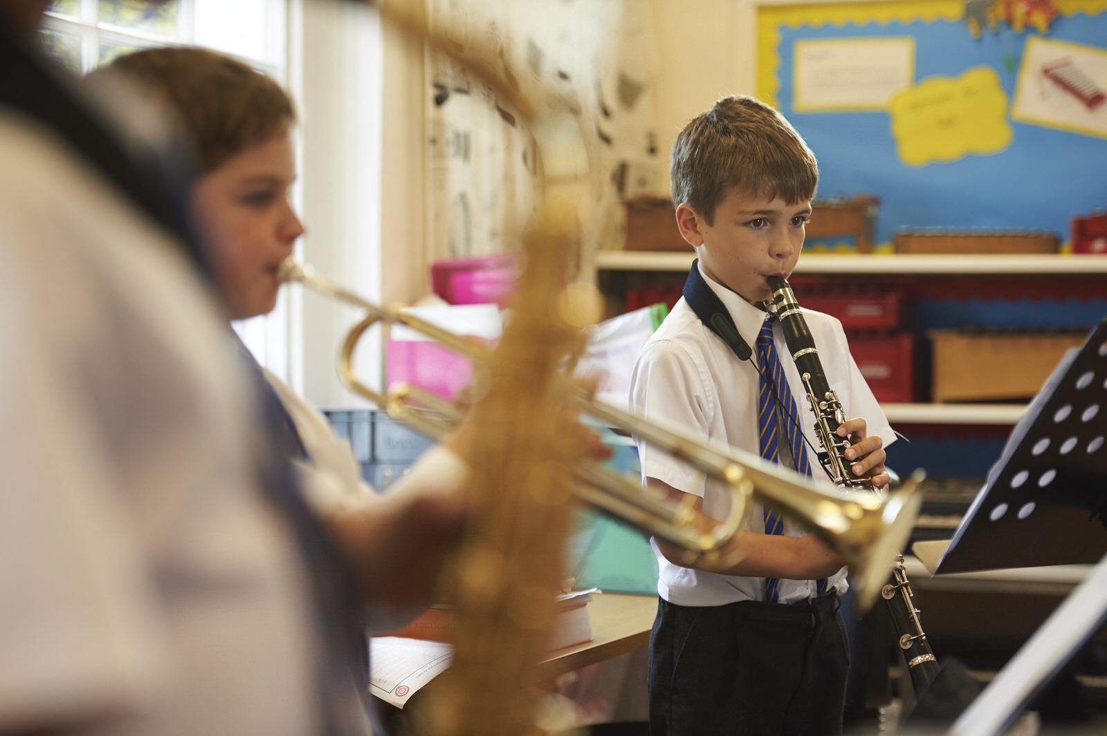 Exceptional Music Provision